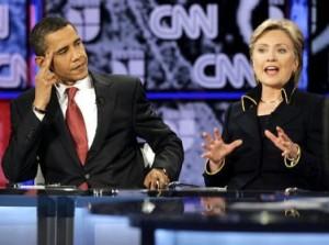 """Obama: """"Klintonu ABŞ-ın növbəti prezidenti görmək istəyirəm"""""""