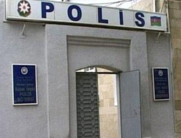Polis Nardaranda əməliyyat keçirdi