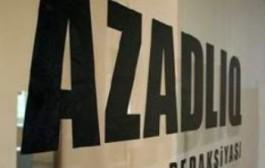 """""""Azadlıq""""ın daha 1 əməkdaşı və köşə yazarı dindirildi"""