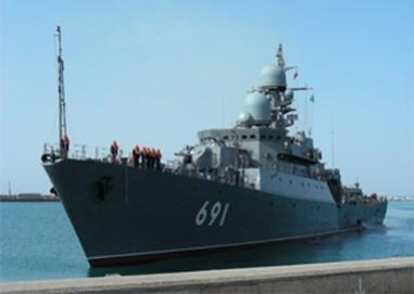NATO gəmiləri Odessada -