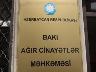 """Kəmaləddin Heydərovun """"dayısı oğlu"""" məhkəmə qarşısında"""