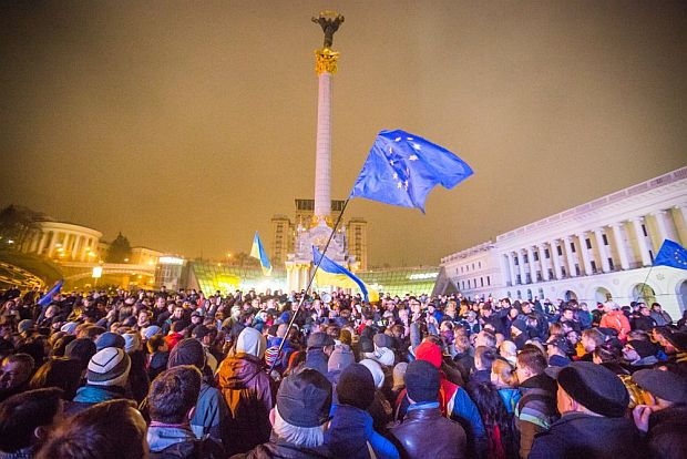 Ukrayna AB-nin Trump-a dirənməsini istəyir