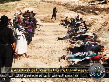 İŞİD on minlərlə insanı girov götürdü