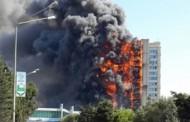 Bakıda yanan binaya görə İspaniyada həbs