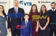 Müflis banklar və banklardan milyonlar qazanan Əliyevlər