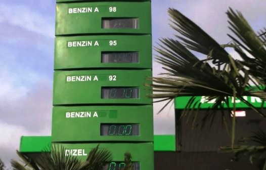 Yerli benzin istehsalı 8% azalıb