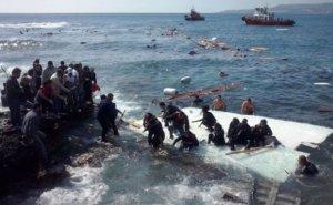 Türkiyə sahillərində 33 miqrant batıb