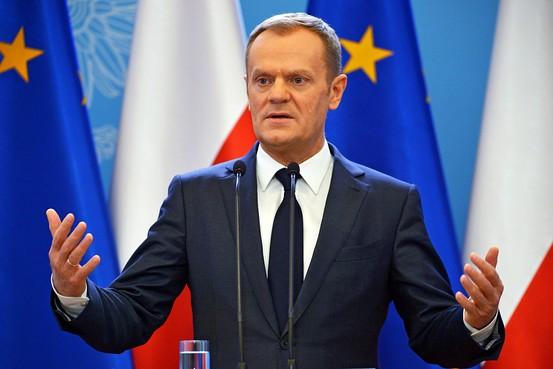 Donald Tusk: Rusiya Hələbdə qan tökülməsinə görə cavab verəcək
