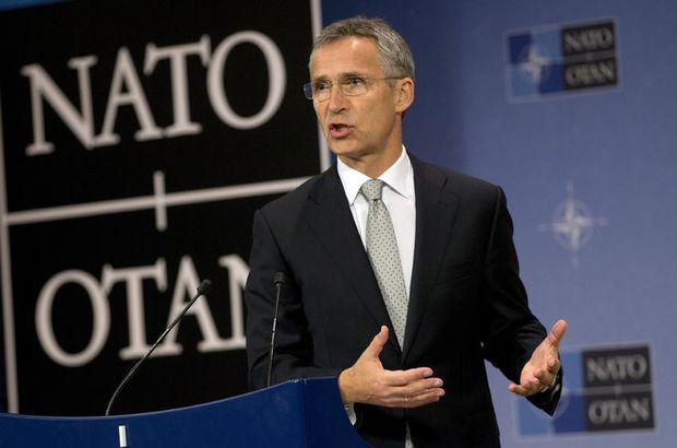 """Stoltenberq: """"NATO Türkiyənin yanındadır"""""""