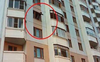 Xırdalanda 42 yaşlı kişi 9-cu mərtəbədən yıxılaraq ölüb