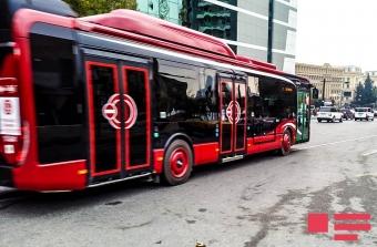 """""""Baku Bus""""ın avtobusu qəza törətdi – Qadın öldü"""