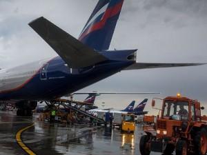 Rusiya aviaşirkəti uçuşları dayandırdı -