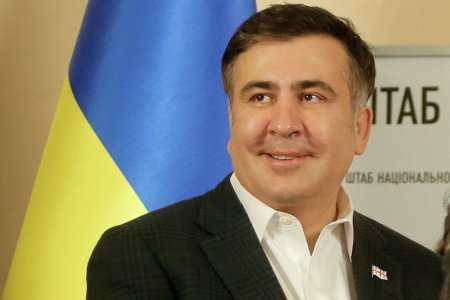 Saakaşvili istefa verdi