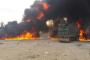 Türkiyənin yardım karvanı Suriyada vuruldu: 7 ölü, 10 yaralı FOTO VİDEO