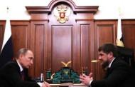 Ramzan Kadırov Putin gəmisindən qaçır