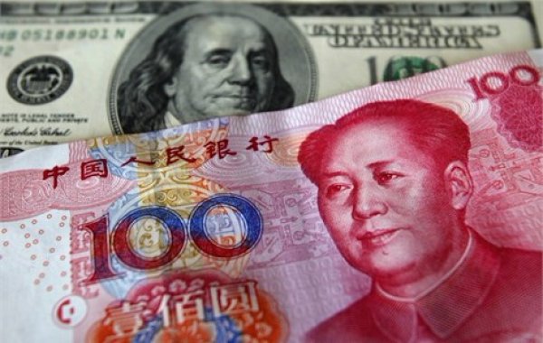 Yuan 1994-cü ildən bəri ən böyük itkiyə məruz qalıb