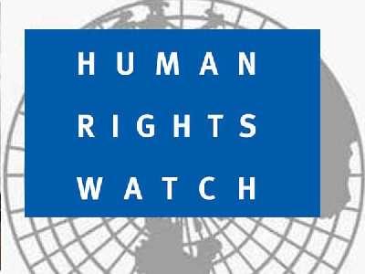 """Human Rights Watch: """"Azərbaycan tənqidçiləri susdurur"""""""