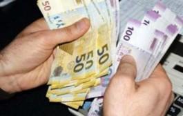 Manatla kredit qoyuluşları 23% azalıb