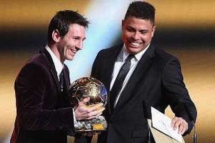"""Ronaldo: """"Qızıl top"""" Messiyə verilməlidi"""""""