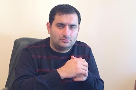 """Rüfət Səfərov """"karsa"""" salınıb"""