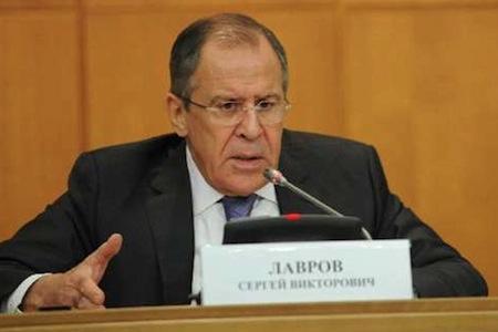 Lavrov ABŞ-ı rus səfiri gizli dinləməkdə ittiham etdi