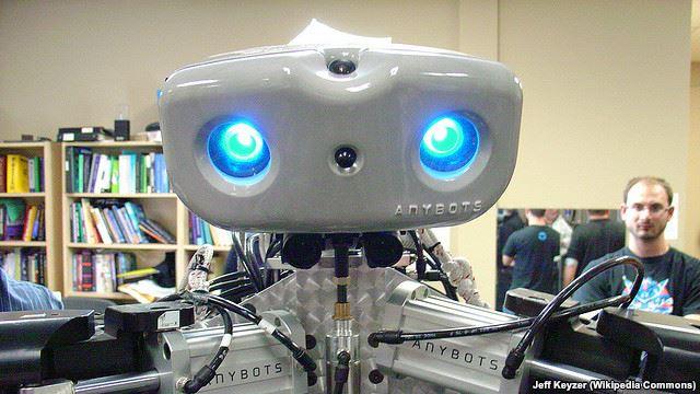 Robotlar da ağrını duyacaqlar