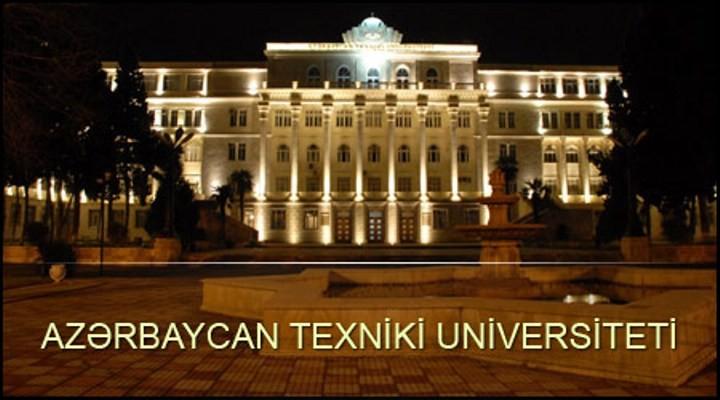 Texniki Universitetdə 14 kafedra ləğv edilib