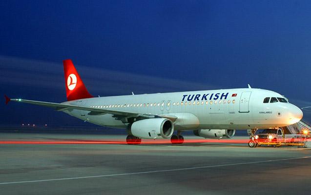 """""""Türk Hava Yolları"""" 4 günə 100 mln. lirə zərər edib"""