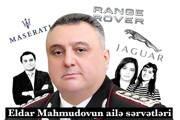 Eldar Mahmudovun ailə sərvətləri-Araşdırma