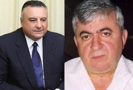 Hacı Məmmədovla Eldar Mahmudovun yarım saatlıq görüşü