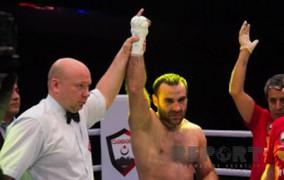 Azərbaycan boksçusu dünya çempionu oldu FOTO