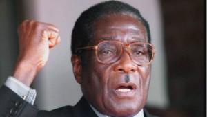 Diktator Müqabe devrild