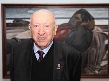Zirvədəki Tahir Salahov