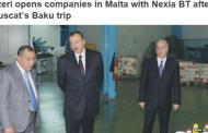 Malta mətbuatı Azərbaycanı korrupsiya dövləti adlandırdı