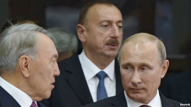 Freedom House: «Avrasiyada diktaturalar laxlayır»