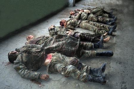 Ermənilər itkilərin bir hissəsini təsdiqlədi – 20 ölü, 72 yaralı