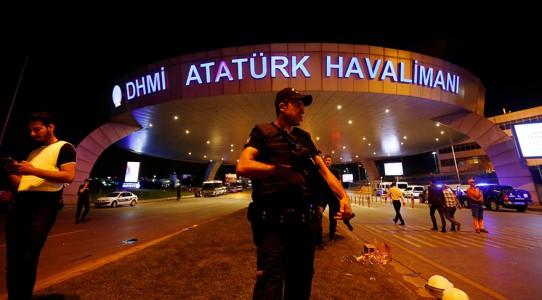 Azərbaycan vətəndaşı Atatürk aeroportuna hücuma görə saxlanıldı