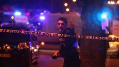 Ankarada güclü partlayış