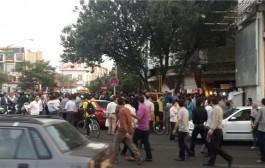 İranda azərbaycanlılar ayağa qalxdı VİDEO