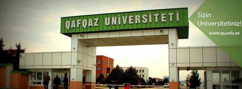 Qafqaz Universitetində təmizləmə başladı