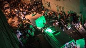 İstanbulda güclü partlayış – 38 ölü, 150 yaralı