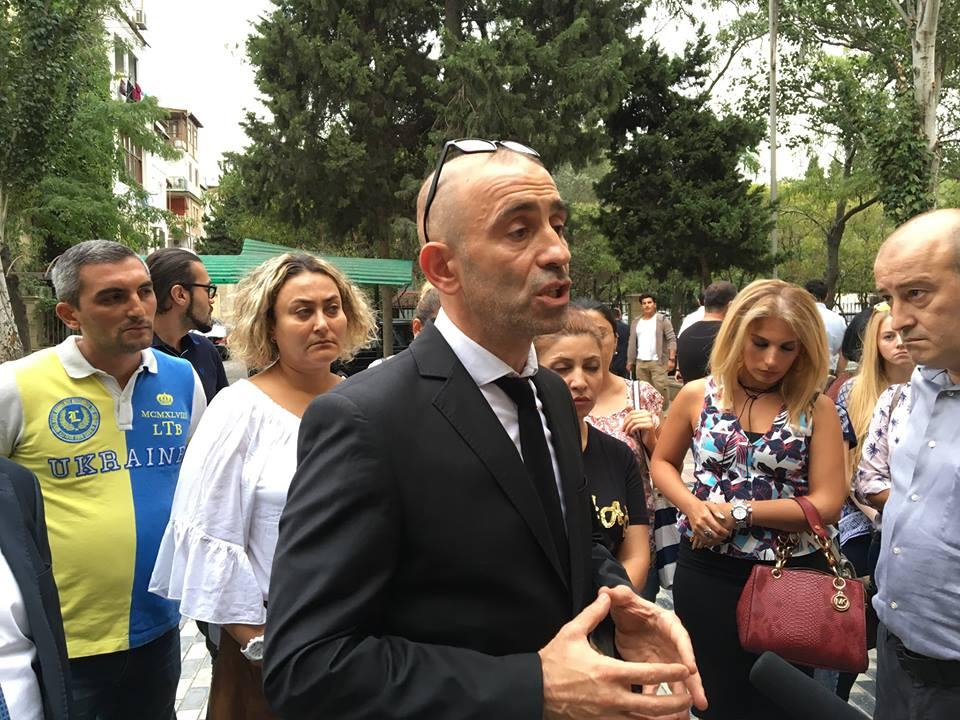 Vahid Mustafayev ANS-çiləri bir yerə yığdı – Yeni iş