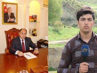 Jurnalisti işdən çıxartdıran icra başçısı danışdı