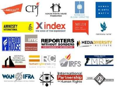24 beynəlxalq təşkilat Mehman Hüseynovun həbsi və son repressiyalarla bağlı bəyanat verdi