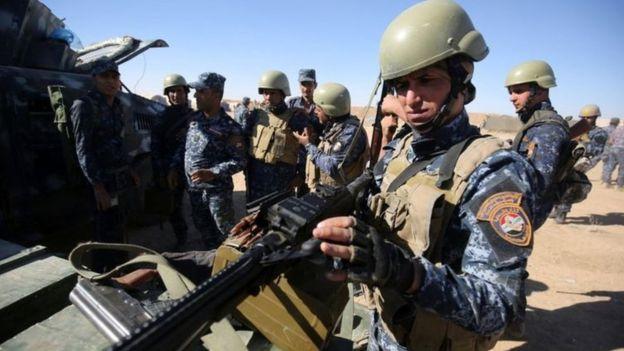 Mosul uğrunda döyüşlərdə ilk amerikalı hərbçi həlak oldu