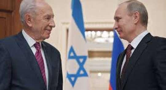 """Şimon Peres ölümqabağı Putinə: """"Siz axmaqlığa investisiya qoyursunuz"""""""