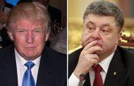 """Poroşenko: """"Trampla görüş barədə razılığa gəldik"""""""