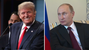 Tramp-Putin görüşünə dair xəbər yalan imiş