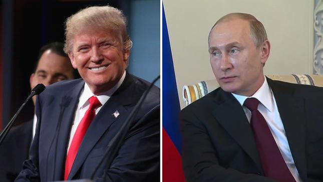 Putin Obama administrasiyasını Trampı gözdən salmağa çalışmaqda ittiham edi ...