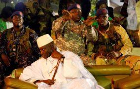 Qambiyanın seçkini uduzmuş diktatoru cığallıq edir